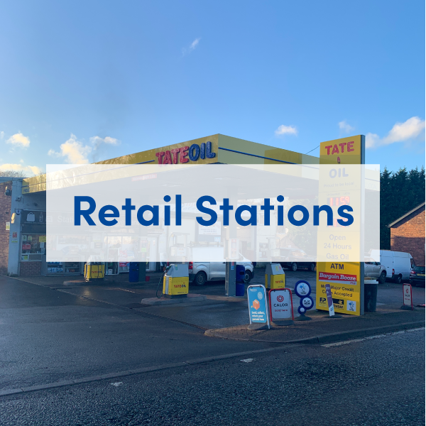 Retail Stations
